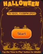 DisneyTsumTsum Events International Halloween2016 StartScreen 201610