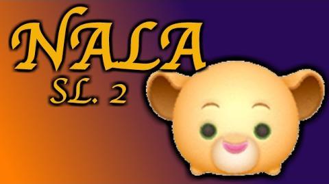 Disney Tsum Tsum - Nala