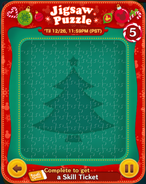 DisneyTsumTsum Events International Christmas2016 Puzzle5 201612