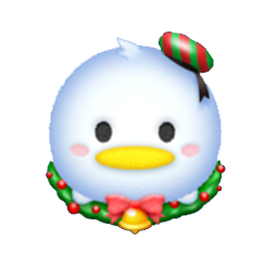 Holiday Donald | Disney Tsum Tsum Wiki | FANDOM powered by Wikia
