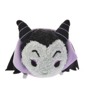 DisneyTsumTsum Plush Maleficent jpn 2016 MiniFace