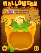 DisneyTsumTsum Events International Halloween2016 Card10 201610