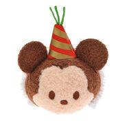 DisneyTsumTsum Plush MickeyChristmas2016 jpn 2016 MiniFace