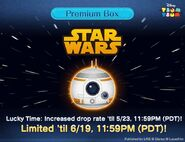 DisneyTsumTsum Lucky Time International StarWarsBB-8 LineAd 20160521