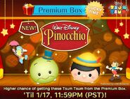 DisneyTsumTsum Lucky Time International Pinocchio LineAd 20160114