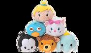 DisneyTsumTsum PlushSet Misc jpn 2016 Mini