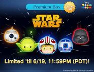 DisneyTsumTsum Lucky Time International StarWars LineAd3 20160617