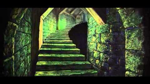 Sleeping Beauty - Scary Spindle Scene