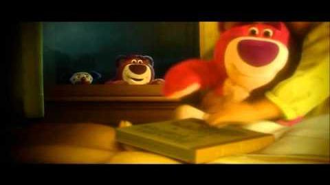 Toy Story 3 Lotso's Story