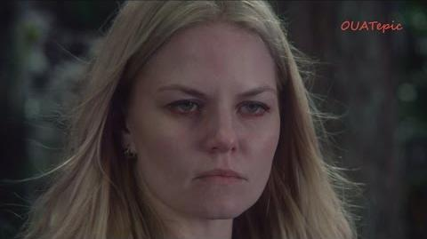 "Once Upon A Time 4x18 End Scene Emma Turns Dark Kills Cruella ""Sympathy for the De Vil"""