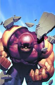 Juggernaut cover