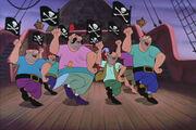 Pirates Peter Pan