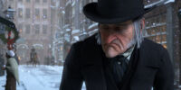 Ebenezer Scrooge (Christmas Carol world version)