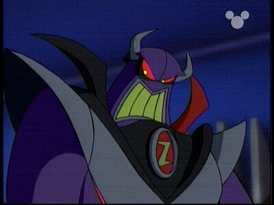 Emperor Zurg (Animated)