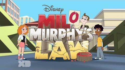 Main Title Milo Murphy's Law Disney XD