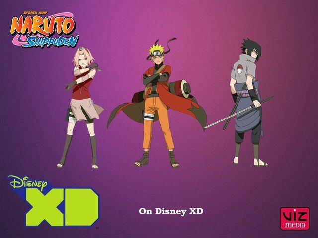 File:Naruto Shippuden only on disney xd.JPG