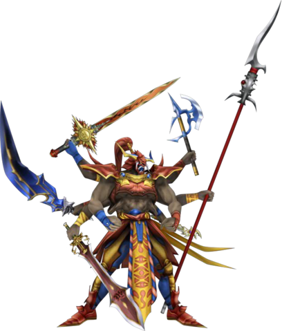 File:Gilgamesh (EX Mode).png