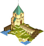 Orbonne Monestary
