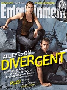 Divergent ewcover