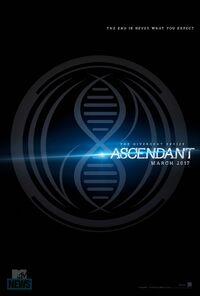The Divergent Series Ascendant (MTV logo)