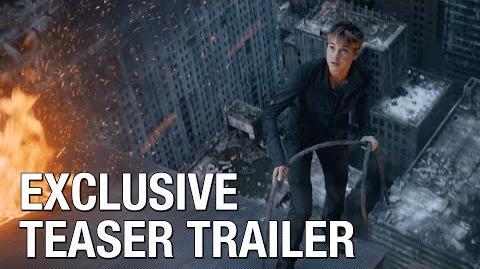 Divergent Insurgent Teaser Trailer