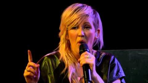 Ellie Goulding 'My Blood' Live at the Troubadour, Los Angeles 2012