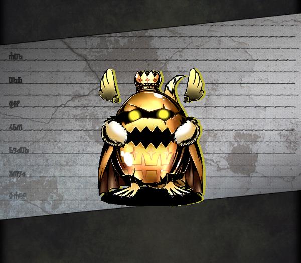 ID:198 キングゴールドエッグ