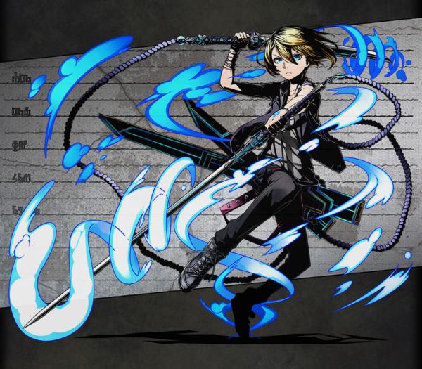ID:008 流水刀士アオト