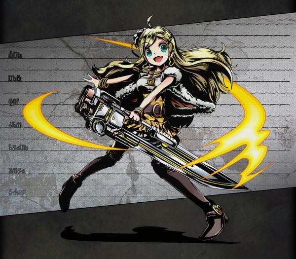 ID:015 光剣士ヒカリ