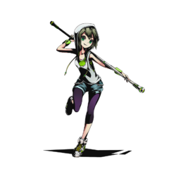 High-res Midori without bg