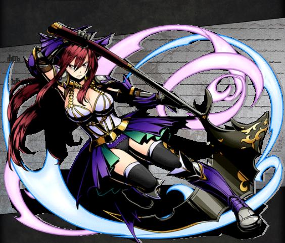 ID:316 エルザ:聖扉の鎧