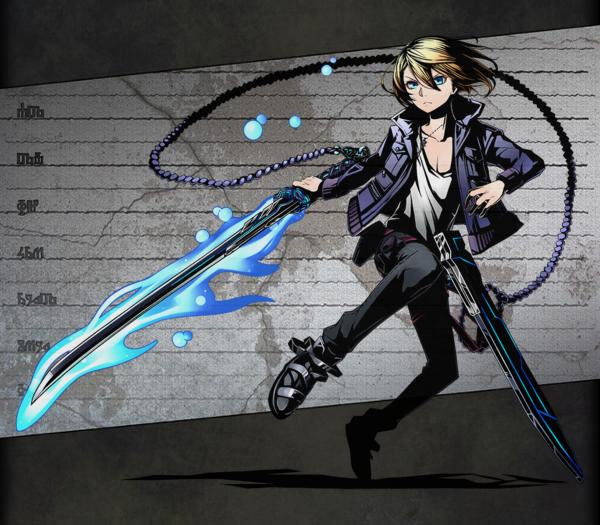 ID:007 水刀士アオト