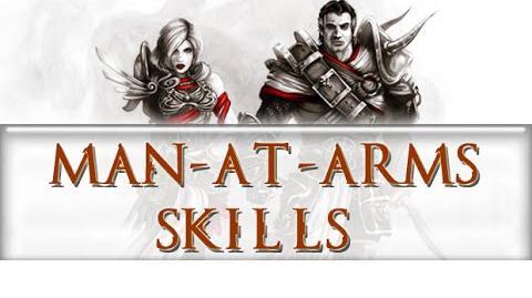Divinity Original Sin - All Man-at-Arms Skills
