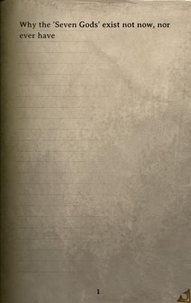 DOS Items Books Blasphemy! Page1