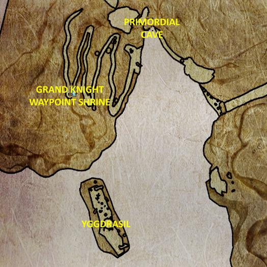 Divinity 2 Yggdrasil map