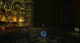 Champion Academy orbs placed on runes (D2 FoV location)