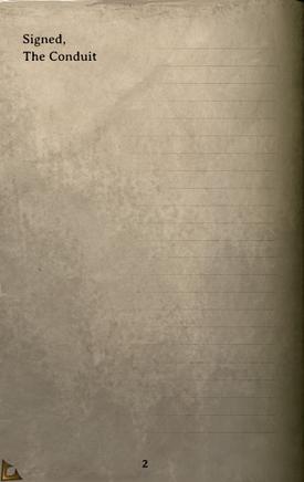 DOS Items Books Parchment (Tenebrium smith) Page2
