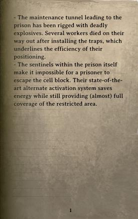 DOS Items Books Imp Maintenance Diary2 Page