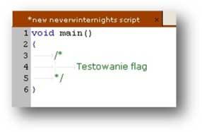 Flag testing3