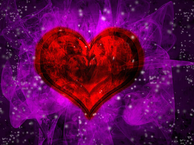File:Purple and Red flame heart background.jpg