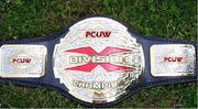 X Division Belt