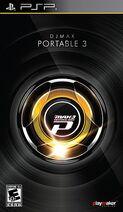 PSP-DJMax-Portable3-Firstprint-Korea