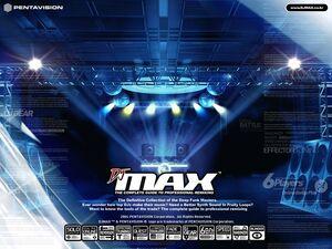 DJMAX Wallpaper800x600