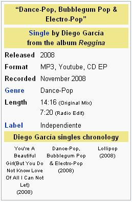 File:Dance-Pop, Bubblegum Pop & Electro-Pop(Single).JPG