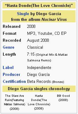 Hasta Donde(Single)