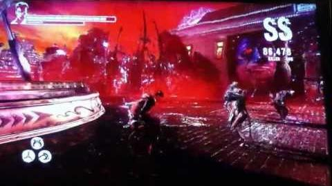 DmC How To get SSS Ranking MissiOn 1 FOUND . BoSS Hunter . Nephilim Mode