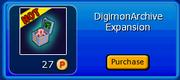 Digimon Archive Expansion