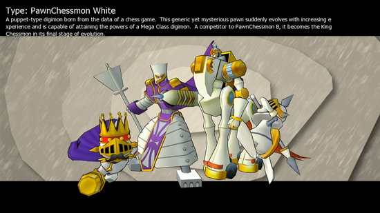 PawnChessmon (White)