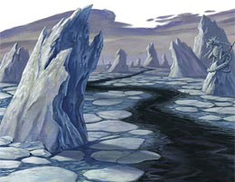 Glacier of the Frost Giant