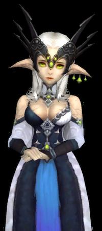Queen Nerwin Narsilia